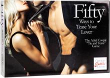 FIFTY WAYS TO TEASE YOUR LOVE erotiska spel