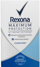 Maximum Protection Clean Deodorant Stick