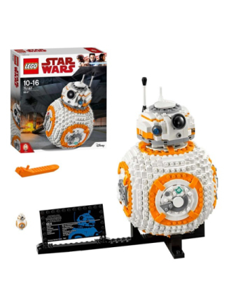 Star Wars Star Wars 75187 BB-8 - Proshop