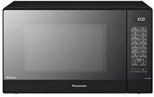 Mikrobølgeovnen med Grill Panasonic Corp. NN-GT46KBSUG 31L 1000W Sort