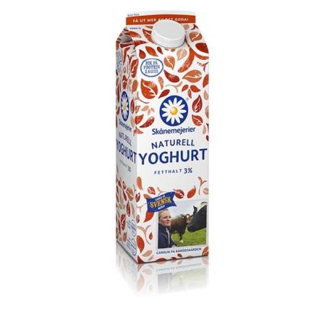 Naturell Yoghurt