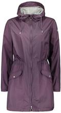 Michiko R+ W Windbreaker Jacket Violet 40