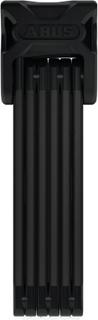 Vikbart cykellås ABUS Bordo Granit 6000 Svart - 90 cm