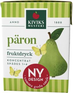 Päron Fruktdryck Konc