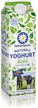 Mild yoghurt naturell
