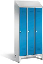 Schrägdachaufsatz für 3 Türen