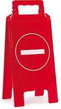 Warnaufsteller ''Kein Durchgang''