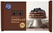 Ögon Mörk Bakchoklad