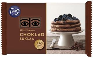 Ögon Mörk Choklad