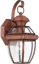 Newbury Væglampe H31,1 cm 1 x E27