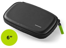 "TOMTOM 6"" SEMI-HARD CARRY CASE"