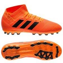 c8e017b0ce0 adidas Nemeziz 18.3 AG Energy Mode - Oransje Sort Barn