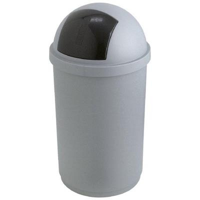 Affaldsspand, 45 l, antracit