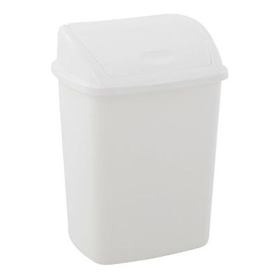 Affaldsspand, 15 l, hvid