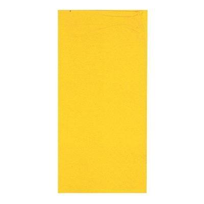 Frokostserviet, Abena Gastro-Line, 2-lags, 1/8 fold, 33x33cm, gul, 100% nyfiber