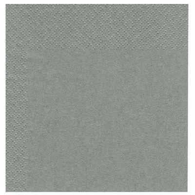 Kaffeserviet, Abena Gastro-Line, 2-lags, 1/4 fold, 24x24cm, grå, 100% nyfiber