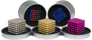 NeoCube 216 fargede magnetkuler   Kreative leker og magneter   Buckyballs