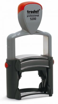 Stempel TRODAT 5200 M/ VOUCHER ( 41x24mm)
