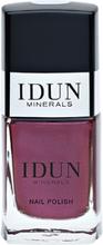 IDUN Minerals Almandin Nail Polish (11 ml)