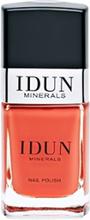 IDUN Minerals Karneol Nail Polish (11 ml)