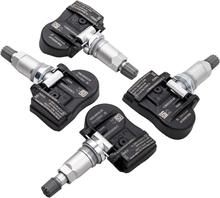 For BMW F20 F22 F30 F32 X1 F48 X2 F49 X5 F15 F16 TPMS Tyre Pressure Sensors 4pcs