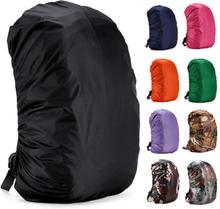 35/45L Adjustable Waterproof Dustproof Backpack Sport Bag Rain Cover Portable Ultralight Shoulder Protect Outdoor Tools Hiking