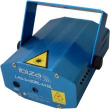 Ibiza Mini Firefly Laser - Blå