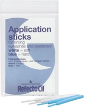 RefectoCil Application Sticks Hard