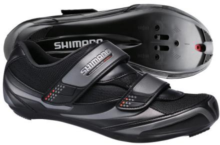 Shimano Cykelsko SH-R064 Sort/Silver