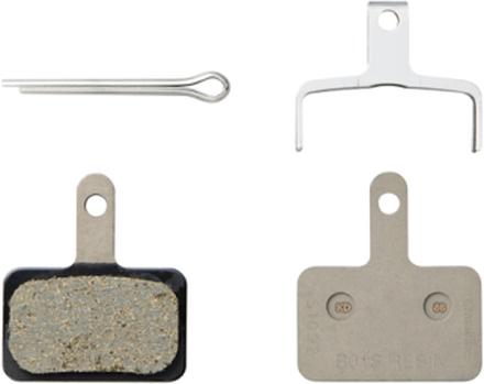 Shimano B01S Deore Bromsbelägg 1 par, Resin, M355/M375/M395/M445/M485