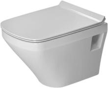 Duravit DuraStyle Compact vägghängd toalett, vit