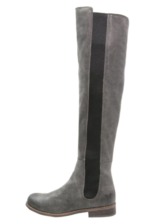 Felmini BERTHA Høye støvler asfalto