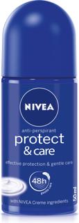 Nivea Protect & Care Roll On 50 ml