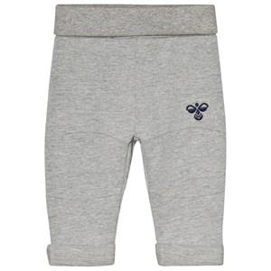 Hummel Kim Joggers Grey Melange 80 cm (9-12 mdr) - Babyshop