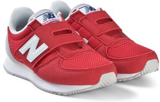 New Balance Alpha Red and White Sneakers 33 (UK 1)
