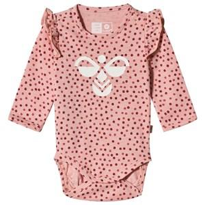 Hummel Janne Baby Body Mellow Rose 62 cm (2-4 mdr) - Babyshop