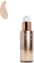 Lumene Nordic Nude Natural Glow Fluid Foundation SPF20 Foundation Ivory