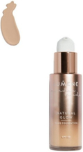 Lumene Nordic Nude Natural Glow Fluid Foundation SPF20 Foundation Golden