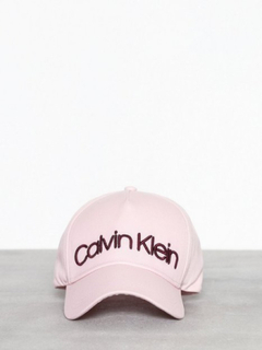 Calvin Klein Calvin Race Cap W Kepsar Rosa