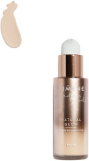 Lumene Nordic Nude Natural Glow Fluid Foundation SPF20 Porcelain