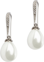 PEARLS FOR GIRLS Queeny Earring White 1 set