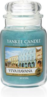 Yankee Candle Classic Large Jar Viva Havana Candle 623g