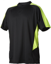 Vidar Workwear V710051-serien T-shirt gul/svart