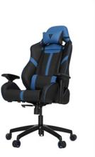 S-Line SL5000 Racing Series Krzes?o gamingowe - Czarno-niebieski - Skóra PU - 150 kg