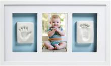 Pearhead Babyprints Deluxe Ram Trippel Vit