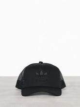 Adidas Originals Af Trucker Tref Lippalakit Musta