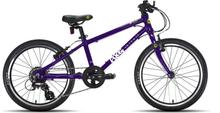 """Frog Bikes 52 Barncykel 5-6 år, 20"""" hjul, 8 växlar, 8,54 kg"""