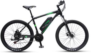 EAZbike elektrisk sykkel E-forward XR-LS 27.5