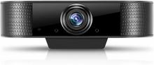 Webcam 1080p Sort (Refurbished D)