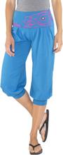 E9 Luna 3/4 Pants Dame cobalt-blue S 2018 Yoga klær